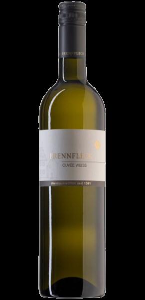 Weingut Brennfleck, Cuvee Weiss, QbA Franken