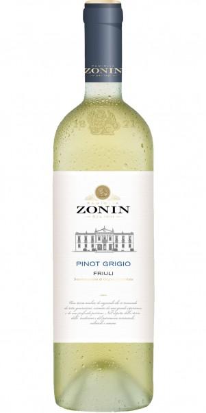 Zonin, Pinot Grigio Classici, DOC Friuli