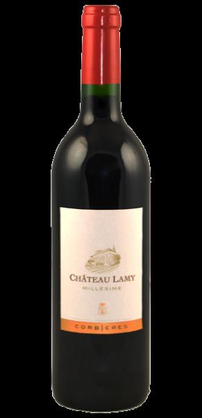 Château Lamy, AC Corbières