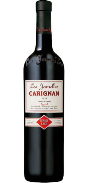 Les Jamelles, Cepage Rare, Carignan, Vin de Pays d´Oc