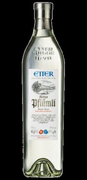 Brennerei Etter, Kleines Pflümli, Edel - Fruchtbrand