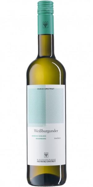 Winzervereinigung Freyburg-Unstrut, Weissburgunder, QbA Saale-Unstrut