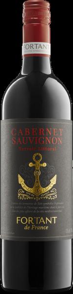 Fortant de France, Cabernet Sauvignon Littoral, Vin de Pays d'Oc