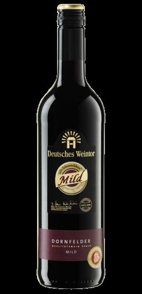 Deutsches Weintor, Dornfelder, Edition Mild, QbA Pfalz