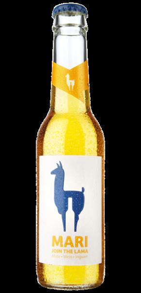 Mari Ingwer - Join the Lama - natürlicher Weincocktail