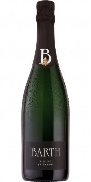 Wein-& Sektgut Barth, Riesling extra brut, Rheingausekt b.A.