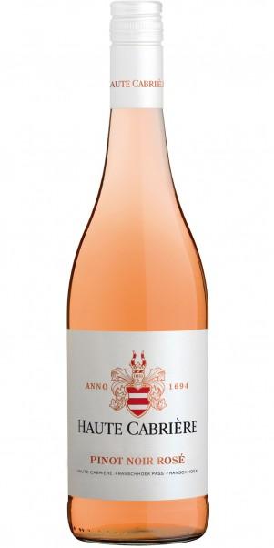 Haute Cabrière, Pinot Noir Rosé, Franschhoek