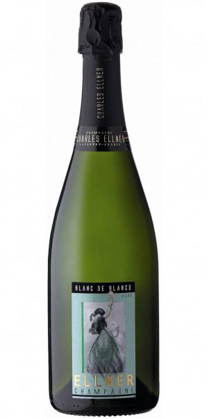 Champagner Ellner, Blanc de Blancs Brut, AC Champagne