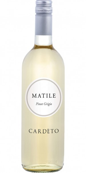 Cardeto, Matile Pinot Grigio, IGT Umbria