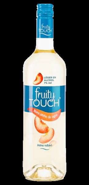 Fruity Touch Weinbergpfirsich - aromatisierter Weisswein 7% vol.