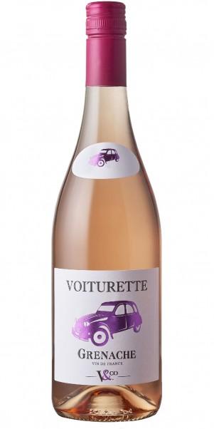 Voiturette, Grenache Rosé, VDT
