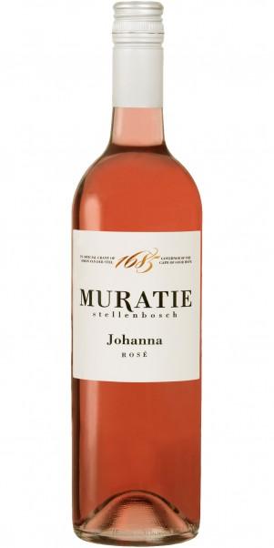 Muratie Estate, Johanna Rosé, Stellenbosch