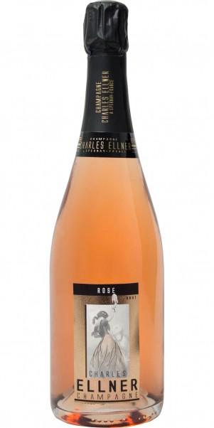 Champagner Ellner, Rosé Brut, AC Champagne