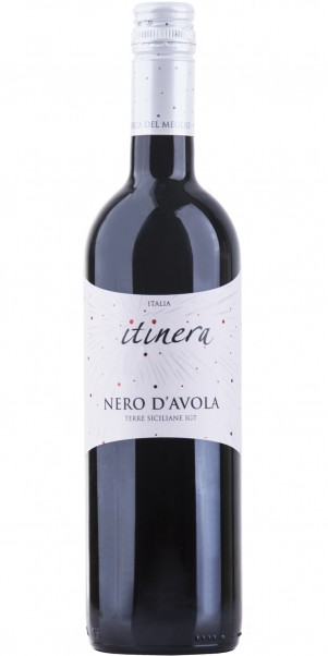 Itinera, Nero d'Avola, IGT Sicilia