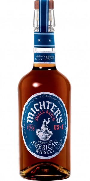 Michter's Distillery, Michter's US*1 Unblended American Whiskey 41,7%