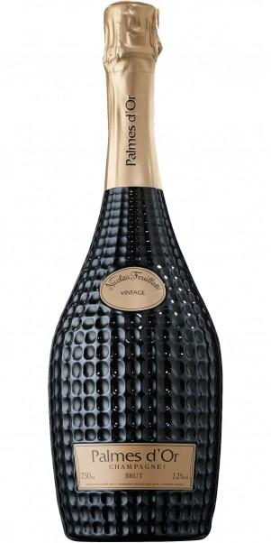 Champagner Nicolas Feuillatte, Cuvée de Prestige Palmes d´Or AC Champagne Brut