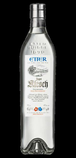 Brennerei Etter, Zuger Kirsch, Edel - Fruchtbrand