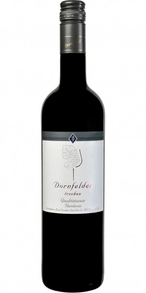 Weinkellerei Josef Drathen, Dornfelder trocken, QbA Rheinhessen