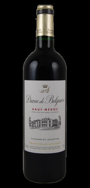 Diane de Belgrave, AC Haut-Médoc, 2. Wein Château Belgrave Grand Cru Classé Haut-Médoc