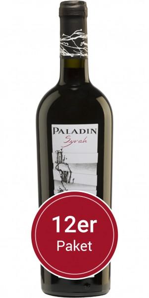 Sparpaket 12 Flaschen Paladin, Syrah, IGT Veneto