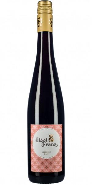 Weingut Hammel & Cie, Sissi & Franz Rotwein, QbA Pfalz
