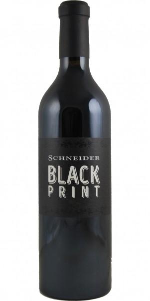 Weingut Markus Schneider, Black Print QbA, Pfalz