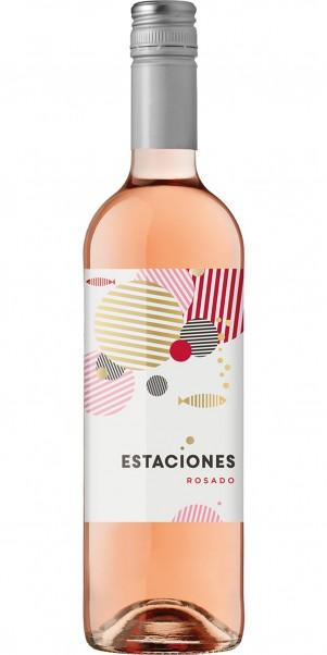Bodegas Roqueta, Estaciones Rosado, VdT La Mancha
