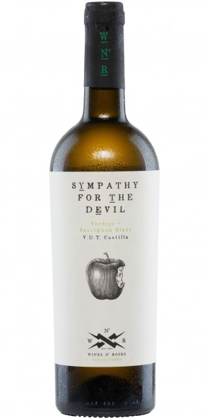 Wines N' Roses Viticultores,Sympathy for the Devil Blanco, D.O. Valencia