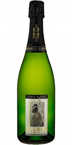 Champagner Ellner, Carte Blanche Brut, AC Champagne