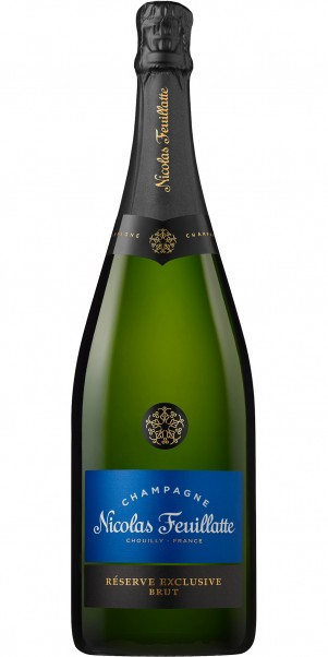 1,5-l-Fl.,Champagner Nicolas Feuillatte, AC Champagne Brut Réserve MAGNUM