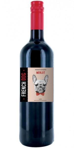 FRENCH DOG, Merlot, IGP Aude