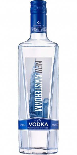 New Amsterdam Vodka 37,5% - 0,70 l