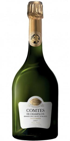 2007er Taittinger Comtes de Champagne Blanc de Blancs, AC Champagne