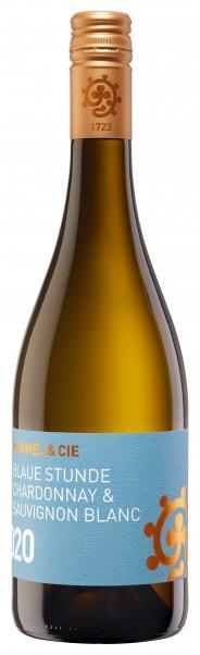 Weingut Hammel & Cie, Blaue Stunde Chardonnay & Sauvignon, QbA Pfalz