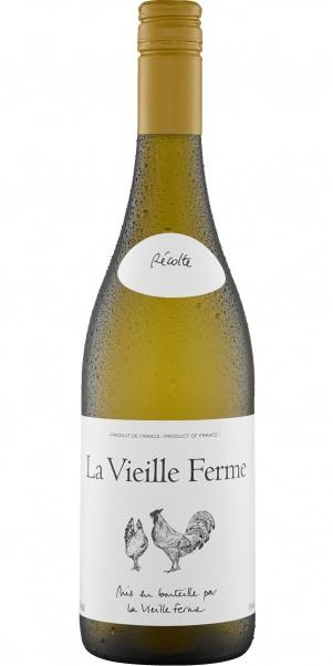 Famille Perrin, La Vieille Ferme Blanc, Vin de France