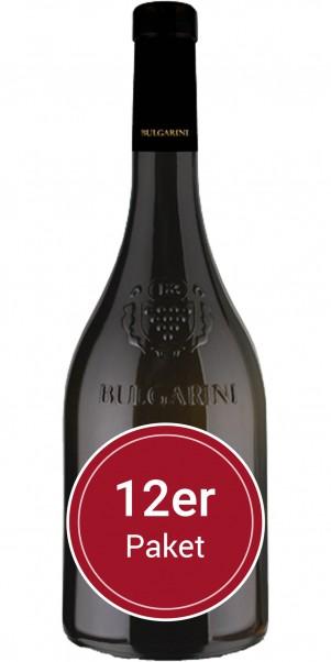 Sparpaket: 12 Flaschen Cantina Bulgarini, Bulgarini Lugana, DOC Lugana (Lombardei)