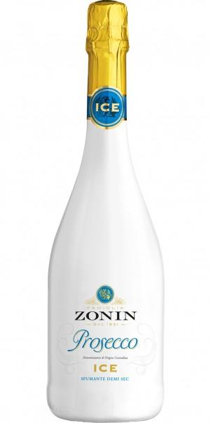 Zonin, Prosecco Ice Spumante, DOC Prosecco