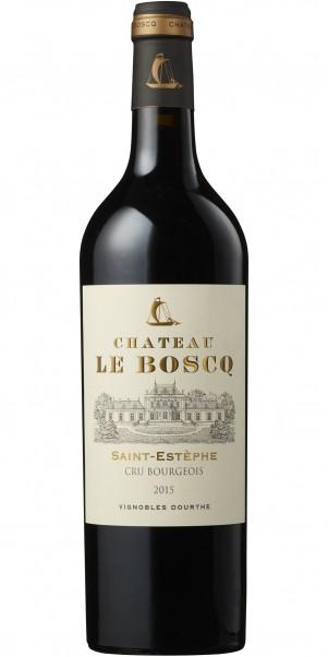 2018er Château le Boscq, AC Saint-Estephe Cru Bourgeois