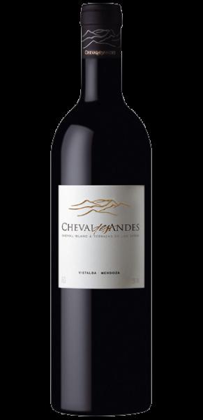 2017er Cheval Blanc & Terrazas de los Andes, Cheval des Andes, Mendoza