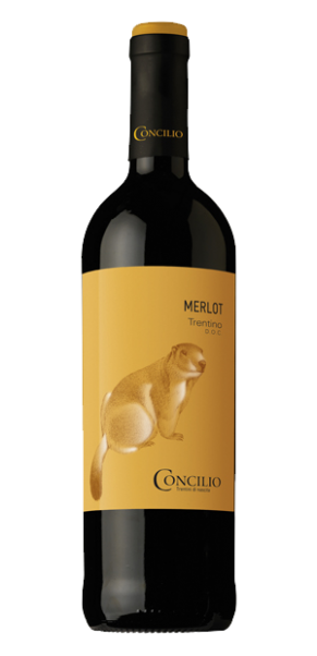Concilio, Merlot, DOC Trentino