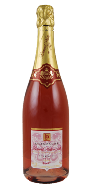 Champagner Hatté, Brut Tradition Rose, AC Champagne