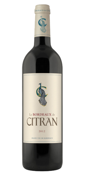 Chateau Citran, Le Bordeaux de Citran, AC Bordeaux Superieur
