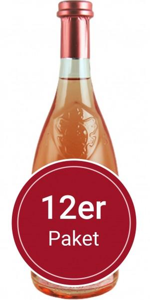 Sparpaket: 12 Flaschen Cà dei Frati, Rosa dei Frati, DOC Riviera del Garda Bresciano (Lombardei)
