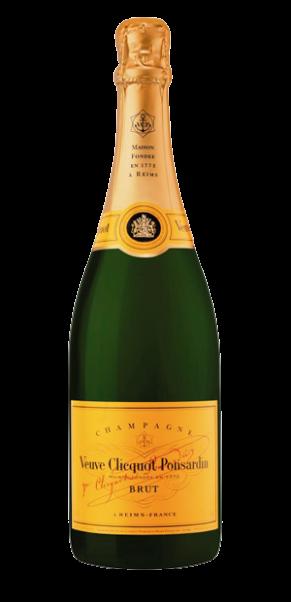 Champagner Veuve Clicquot Brut, 0,75-l-Fl.