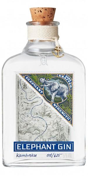 Elephant Gin, Elephant Strength Gin
