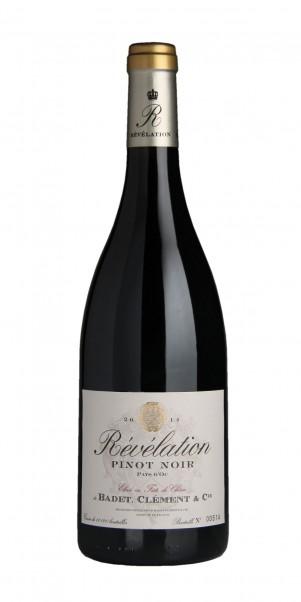 Revelation, Pinot Noir, Vin de Pays d'Oc