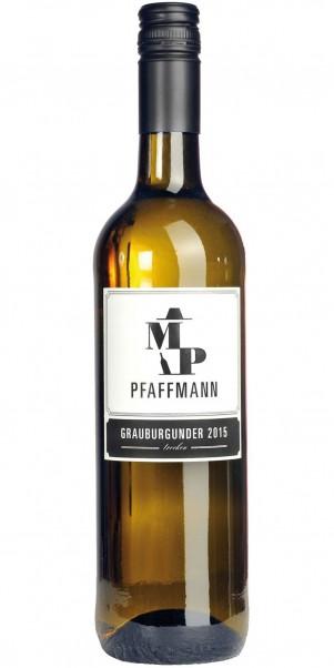 Karl Pfaffmann, Pfaffmann MP Grauburgunder, QbA Pfalz