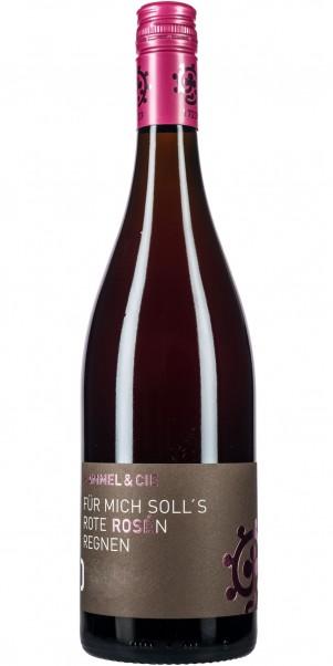 Weingut Hammel & Cie, Für mich soll´s rote Rosén regnen, Roséwein, QbA Pfalz