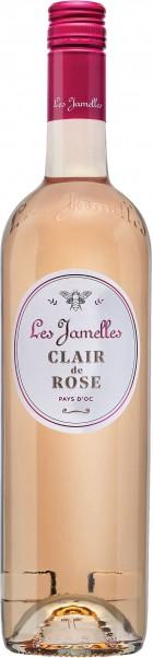 Les Jamelles, CLAIR de ROSE, Vin de Pays d´Oc
