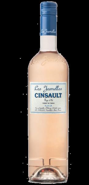 Les Jamelles, Cinsault Rosé, Vin de Pays d´Oc